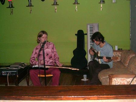 Chris & Roger 2005
