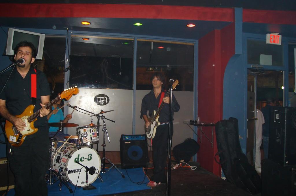 Fernando Perdomo Band @ Felt