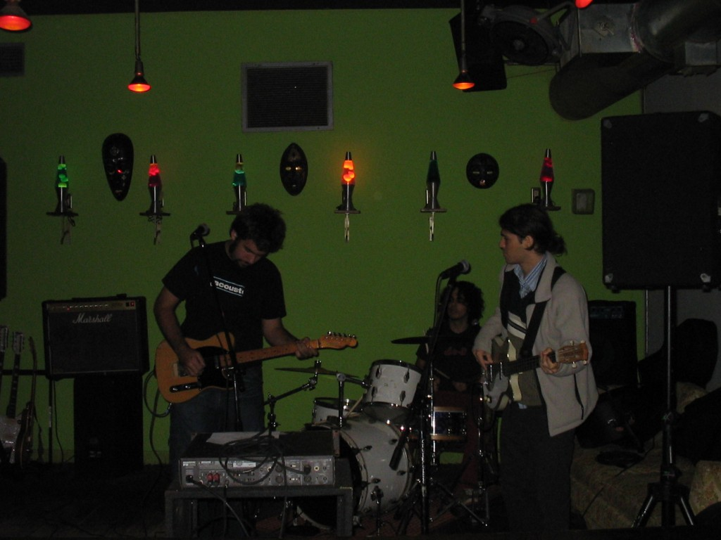 Fernando Perdomo Band - Purdy Lounge June 2004
