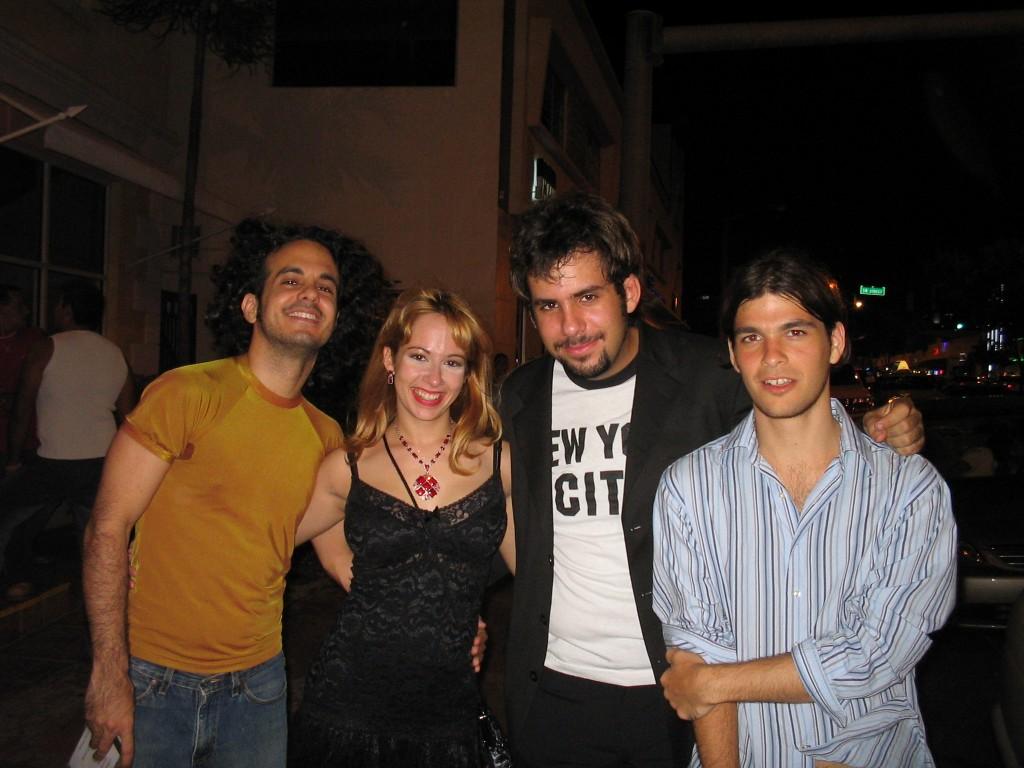 Casandra Band @ Macarena 2004